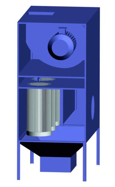 Čištění povrchu filtračních vložek je klíčové! Kartušová filtrační vložky jsou nejvhodnějším řešením pro filtrační jednotky.