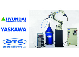 Nabídka integrátorům svařovacích robotů