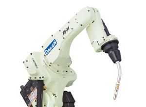 Roboty a svařovací stroje OTC DAIHEN