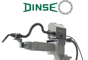 Robotické a automatizované svařovací hořáky DINSE
