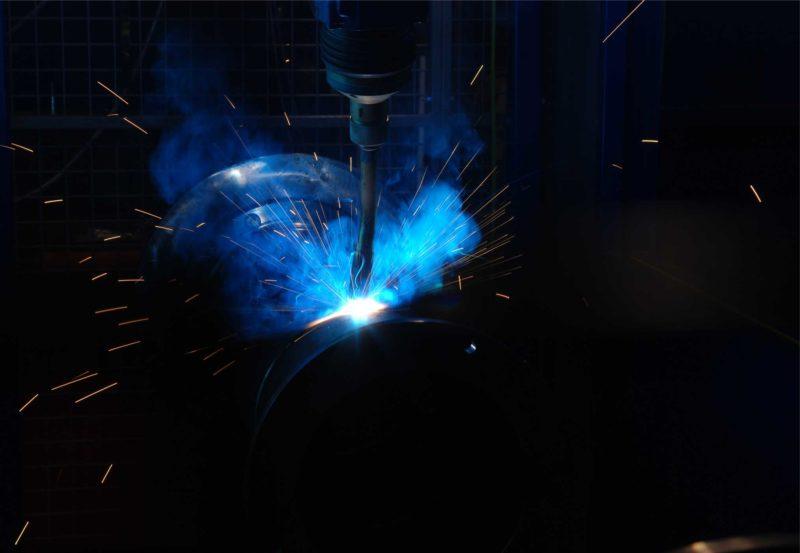 Speciální servis a poradenství pro automatizaci a robotizaci svařování